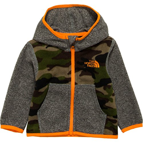 The North Face Infant Boy'S Glacier Full Zip Hoodie (6 Months)