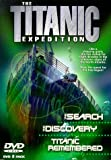 echange, troc The Titanic Expedition - The Discovery / The Search / Titanic Remembering [Import USA Zone 1]