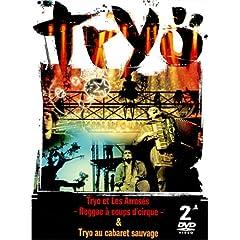 Tryo : au Cabaret Sauvage / Reggae à coups d'cirque - Coffret 2 DVD