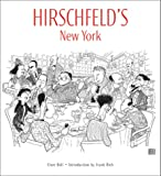 Hirschfeld's New York (0810929740) by Rich, Frank