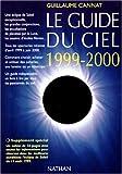 echange, troc Cannat - Guide du ciel 1999/2000