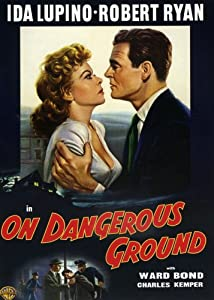 "Cover of ""On Dangerous Ground"""