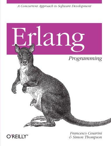 ERLANG Programming 0596518188 pdf