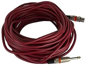 Sonato 10 Mtr Mike Cable (Multi Colour)