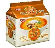 日清ラ王 袋麺 味噌
