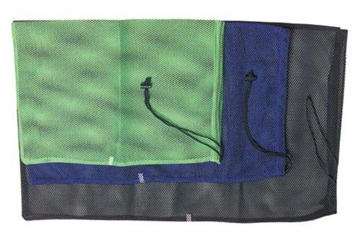 Deep See Mesh Drawstring Bag (Lime)