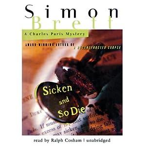 Sicken and So Die Audiobook