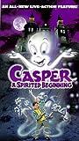 Casper - A Spirited Beginning [VHS]