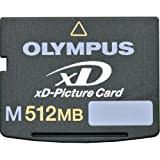 Olympus 200395 xD M-512 MB Picture Card