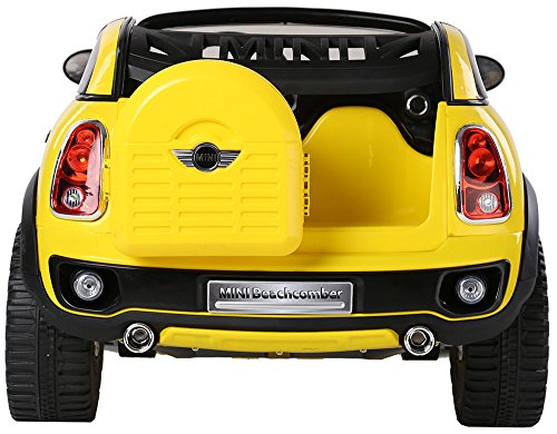 ride on car for kids mini cooper licensed battery operated rc 12v 4kids