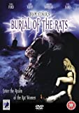 echange, troc Burial of the Rats [Import anglais]