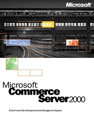 Microsoft COMMERCE SERVER 2000 WINNT CD ( 532-00139 )