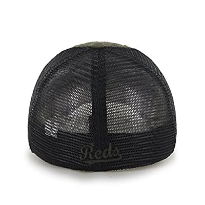 MLB unisex Beaufort '47 Closer Stretch Fit Hat
