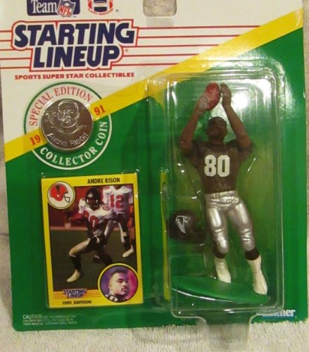 Andre Rison 1991 Starting Lineup [Toy]