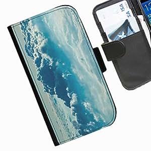 Amazon.com: Hairyworm - Sky Nokia Lumia 635 leather side flip wallet
