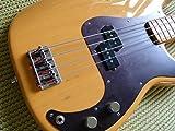 FENDER USA 50th anniversary precision bass [ 2001 ] butterscotch