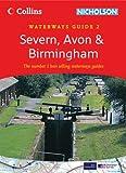 Collins/Nicholson Waterways Guides (2) - Severn, Avon and Birmingham