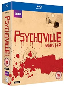 Psychoville: Series - Season 1 & 2 [Blu-ray] [Import]