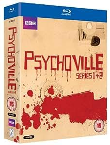Psychoville - Series 1 & 2 Box Set [Reino Unido] [Blu-ray]