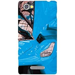 Sony Xperia M Back Cover - Matte Finish Phone Cover