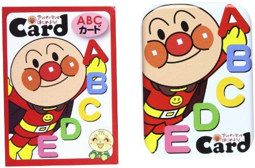 ABCカード [アンパンマンとはじめよう!カード/3]