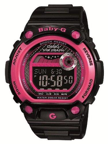[Blx-100-1Jf Casio Baby-G G-Lide ] Watch front-729960