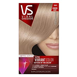 Series London Luxe Hair Color Kit, 9WV Mulberry Street Blonde : Beauty