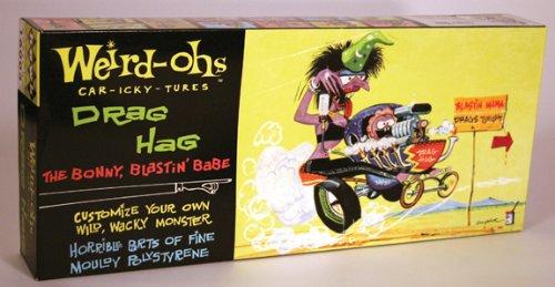 Lindberg Weird-Ohs Drag Hag