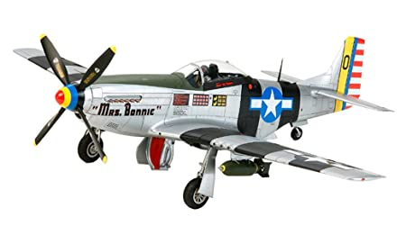 Tamiya - 60323 - Maquette - Aviation - P-51d/k Mustang Pacifique