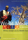 img - for Rough Guide to World Music Volume One: Africa, Europe & The Middle East by Simon Broughton (2000-02-07) book / textbook / text book