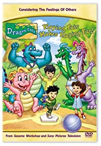 Dragon Tales : Playing Fair Makes Playing Fun [Import]