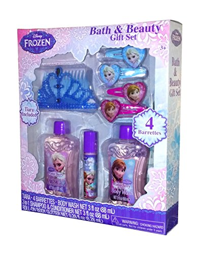 disney frozen bath gift set health personal care