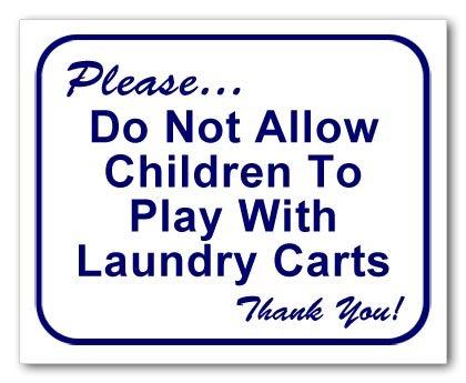 Sign - Do Not Allow Children