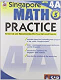 Math Practice, Grade 5: Reviewed and Recommended by Teachers and Parents (Singapore Math)