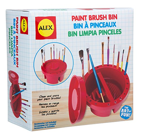 ALEX Toys Artist Studio Paint Brush Bin - 1