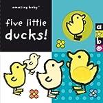 Amazing Baby Five Little Ducks!