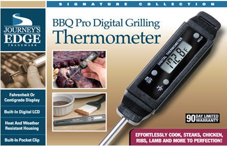 Digital BBQ Grilling Thermometer