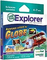 Leapfrog - 89016 - Jeu Educatif Electronique - LeapPad / Leapster Explorer - Jeu - Globe