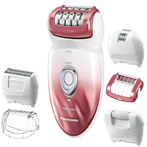 Panasonic ES-ED90-P Ladies Wet and Dry Epilator/Shaver