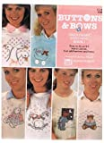 img - for Buttons & Bows - Sweatshirt Stitching Book 1 (Banar Designs, CL-96) book / textbook / text book