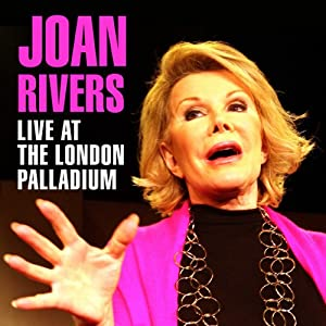 Joan Rivers Live at the Palladium Performance