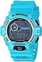Casio G Shock G-LIDE Series Blue Resin Mens Watch GLS8900-2