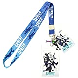 YURI ON ICE!!! Key Art Lanyard, Multicolored (Color: Multicolored)