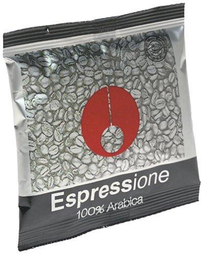 Find Espressione 100% Arabica Blend E.S.E Coffee Pods from Espressione