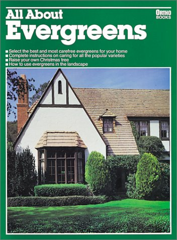 All About Evergreens (5259), Ortho Books