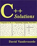 C++ Solutions: Companion to the C++ P...