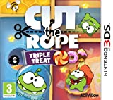 Cut the Rope: Triple Treat  (Nintendo 3DS)
