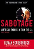 img - for Sabotage: America's Enemies Within the CIA, Library Edition book / textbook / text book