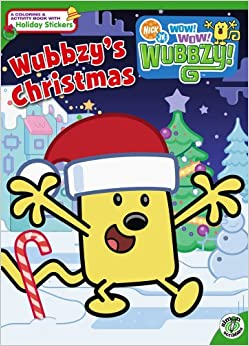 Wubbzy s christmas nick jr wow wow wubbzy paperback october