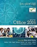 img - for Exploring Microsoft Office 2016 Volume 1 (Exploring for Office 2016 Series) book / textbook / text book